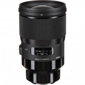 28mm f/1.4 DG HSM Art - Sony E-mount