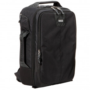 Airport Essentials Backpack (Black)