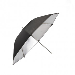 "36"" Professional Series Umbrella (Black / Silver)"