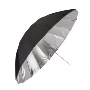 "60"" Professional Series Umbrella (Black/Silver)"