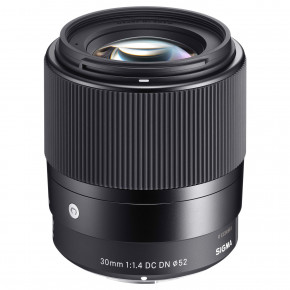 30mm f/1.4 DC DN Contemporary Lens for Micro Four Thirds