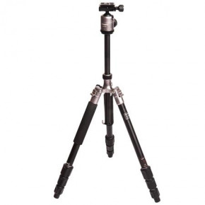 C4i+ Tripod with FPH-53P ball head (Silver)