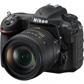 D500 with AF-S DX 16-80mm f/2.8-4 G ED VR Lens