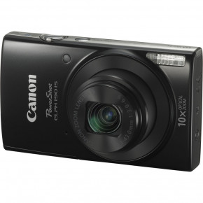Canon PowerShot ELPH 190 IS (Black)