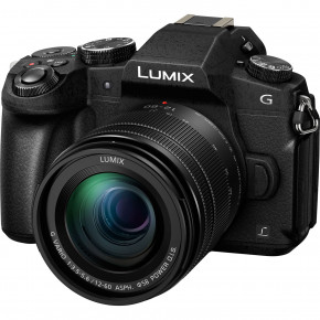 Lumix G85 with 12-60mm Lens