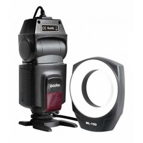 Macro Ring Flash (ML-150)