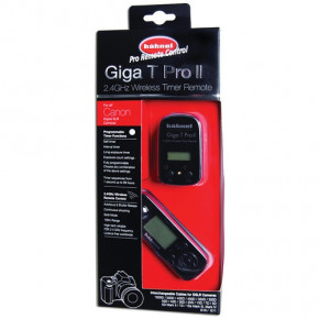 Giga T Pro II Wireless Timer Remote Control for Canon