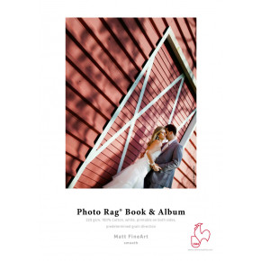 "Photo Rag® Book & Album Paper 220gsm 17"" x 22"" (25 Sheets)"