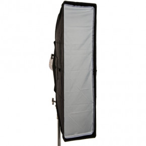 "9"" x 35"" Vented Studio Softbox (Silver)"