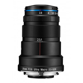 25mm F2.8 2.5-5X Macro for Canon EF