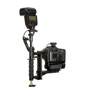 Camera and Flash Bracket