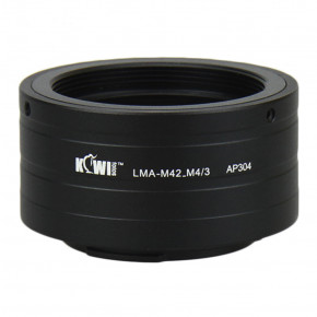 Kiwi Mount Adapter M42 to Micro 4/3