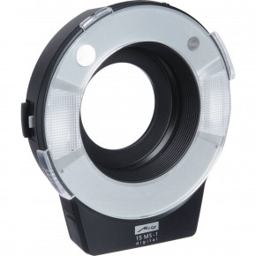 Mecablitz 15 MS-1 Digital Macro Ring Slave Flash