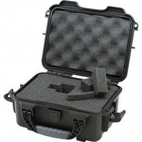 904 Professional protective case with foam (Black)
