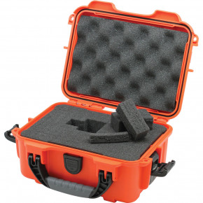 904 Professional protective case with foam (Orange)