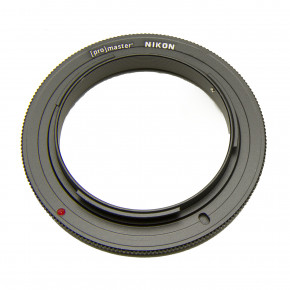 77mm Lens Reverse Ring for Nikon Mount