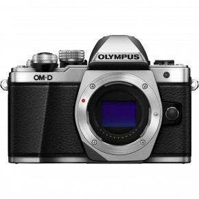OM-D E-M10 Mark II Body Only (Silver)