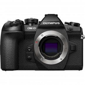 OM-D E-M1 Mark II System Camera - Body Only