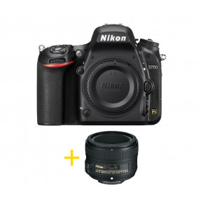 D750  Body Only - Create your bundle