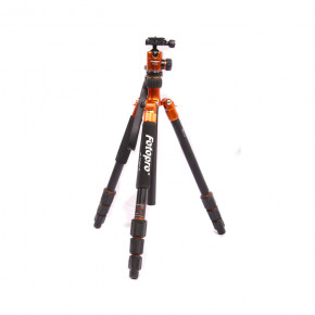 C5i Tripod with FPH-52Q ball head (orange)