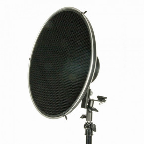 "16"" Beauty Dish with Honeycomb Grid"