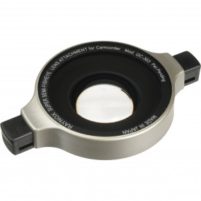 Insta-Wide Semi-Fisheye Ultra Wide-Angle Converter