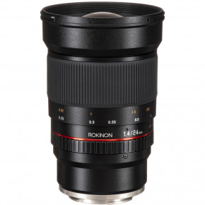 24mm f/1.4 ED UMC for Sony E