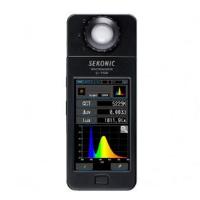 C-700 SpectroMaster Color Temperature Meter