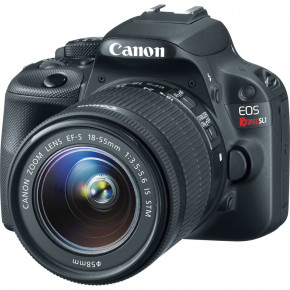 EOS Rebel SL1 with EF-S 18-55mm IS STM Lens