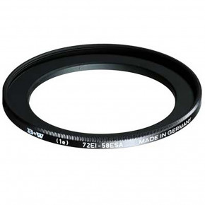 58-72mm 01E Step-Up Ring