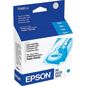 Epson Cyan T048220 Ink Cartridge
