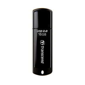 JetFlash 350 16GB  (Black)