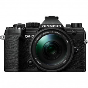 OM-D E-M5 Mark III with 14-150mm f/4.0-5.6 II Lens (Black)