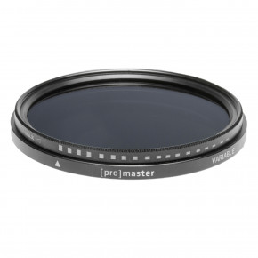 58mm Variable Neutral Density Filter