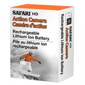 Battery for High Definition Action Camera