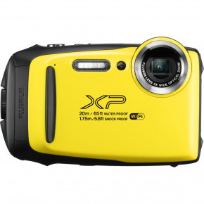 FinePix XP130 (Yellow)